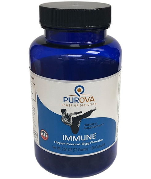 Purova Immune Bottle